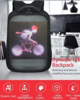 LED-scherm rugzak