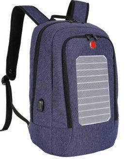 Zonne-energie bagpack