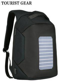 Zonne-energie-Designer-bagpack