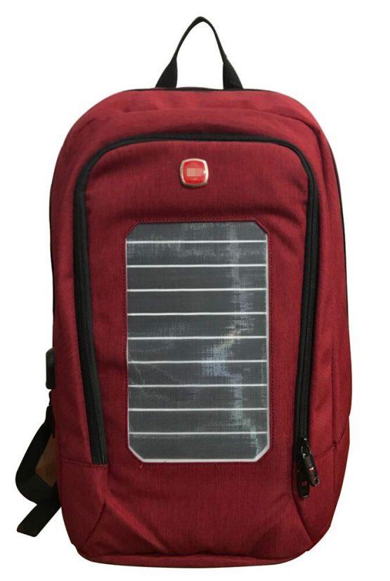 Zonne-energie-bagpack