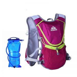 Marathoner Running Race Hydratatievest
