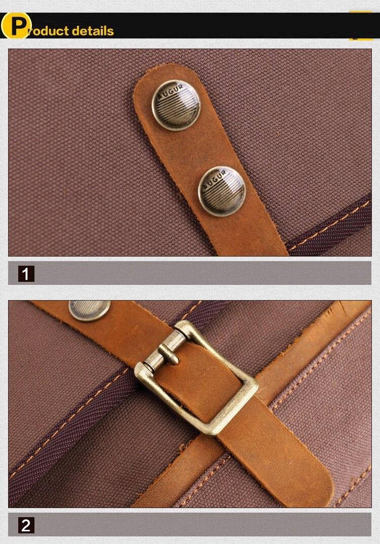 M351 Nieuwe multifunctionele Canvas Lederen Crossbody Tas Mannen Militaire Leger Vintage Messenger Bags Schoudertas Casual Reistassen
