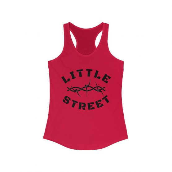 Little Street Women's Ideal Racerback Tank
