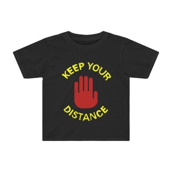 Keep Your Distance Kids Tee
