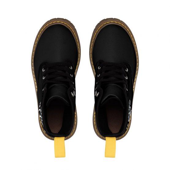 Little Street Men's Canvas Boots