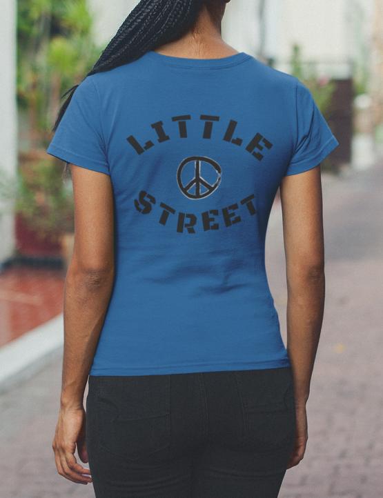 Little Street Unisex Heavy Cotton Tee