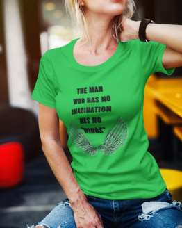 THE MAN WHO HAS NO IMAGINATION