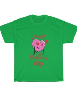 HEARTED HAPPY MOTHER'S DAY