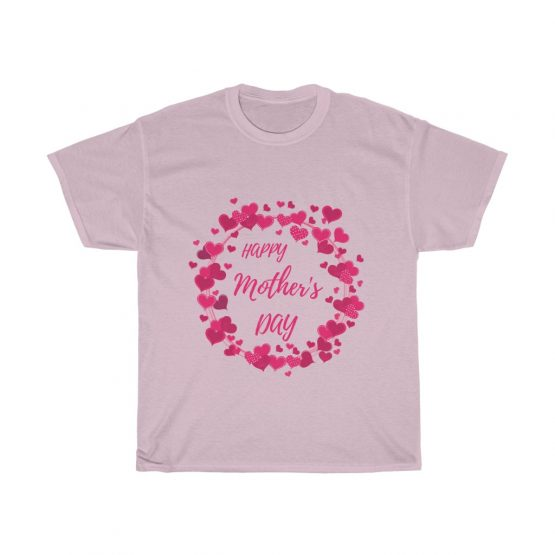 Happy Mother's Day Unisex Heavy Cotton Tee