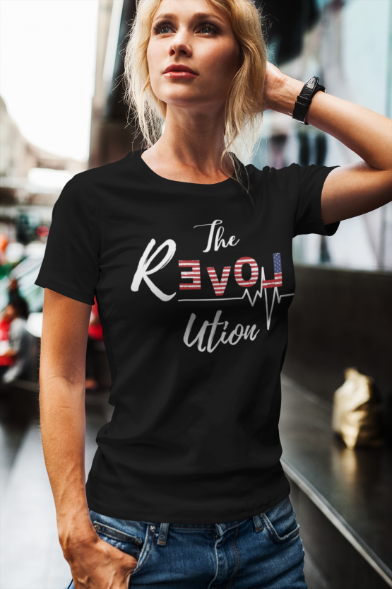 The Revolution Haevy Cotton Tee
