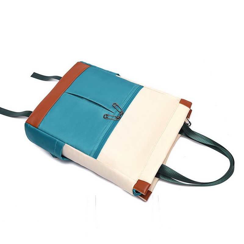 FUNMARDI Oxford Waterproof Women Backpack Laptop Large Capacity Shoulder Bags Female Backpack Brand Satchel Travel Bag WLHB2066